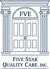FIVE STAR QUALITY CARE, INC. LOGO