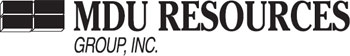 (MDU RESOURCES GROUP, INC. LOGO)