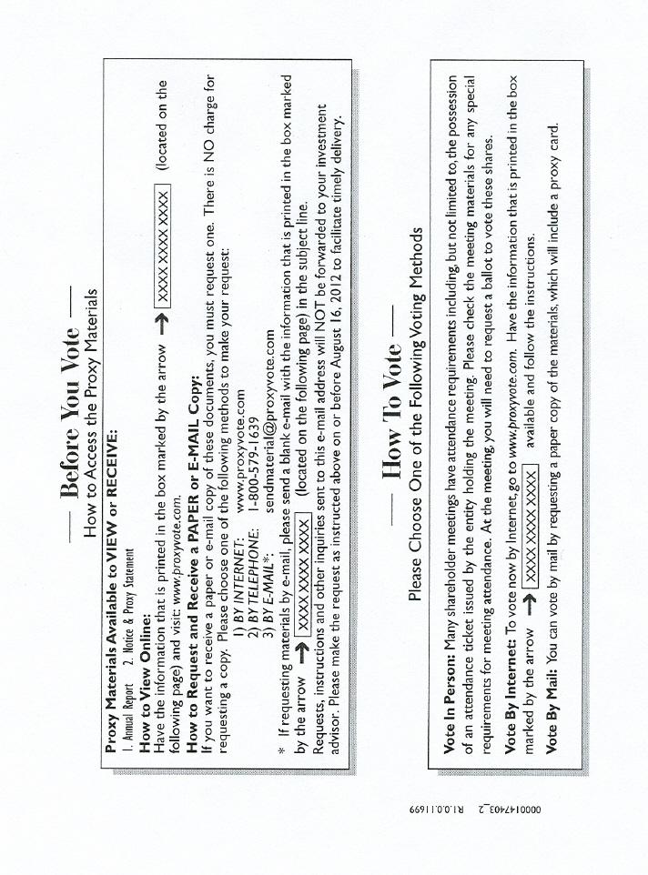 NOTICE CARD (2 OF 4)