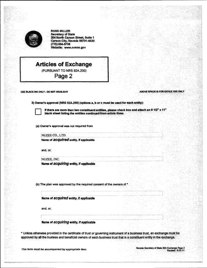 ARTICLES OF EXCHANGE - AS FILED_PAGE_2.JPG
