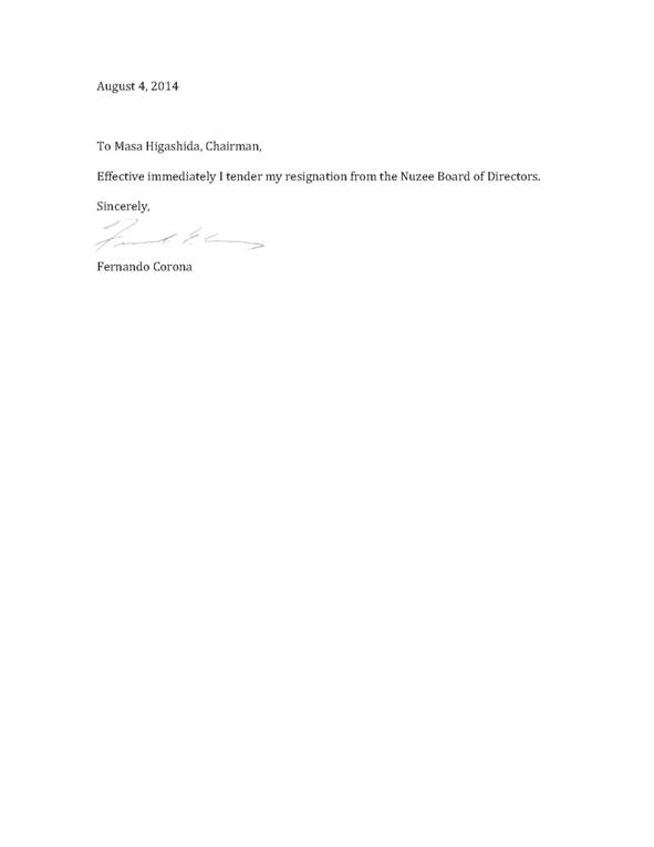 NUZEE BOARD RESIGNATION - 8-4-13-SIGNED.JPG