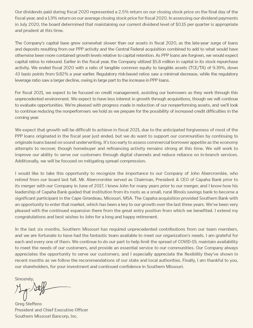 311393_2020 ANNUAL REPORT WRAP SHAREHOLDER LETTER - PRINT VERSION_PAGE_06.JPG